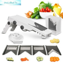 Mueller Austria V-Pro Multi Blade Adjustable Mandoline Slicer and Vegeta... - $32.03