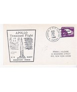 APOLLO AS202 RECOVERY FORCE USS ROBERT A. OWENS 8/25/1966 DESTROYERMEN'S... - $4.98