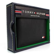 Tommy Hilfiger Men's Premium Leather Credit Card ID Wallet Passcase 31TL22X046 image 6