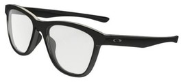 New Oakley Eyeglasses Grounded OX8070 0153 Polished Black RX-ABLE Frames... - $89.71