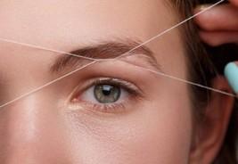 2x Spools Griffin Eyebrow Cotton Threading Thread Antiseptic Facial Hair... - $8.41