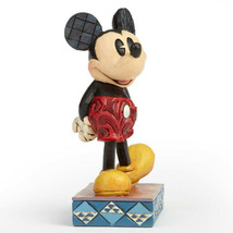 "4.875"" ""The Original"" Mickey Mouse Figurine - Jim Shore Disney Traditions  image 2"