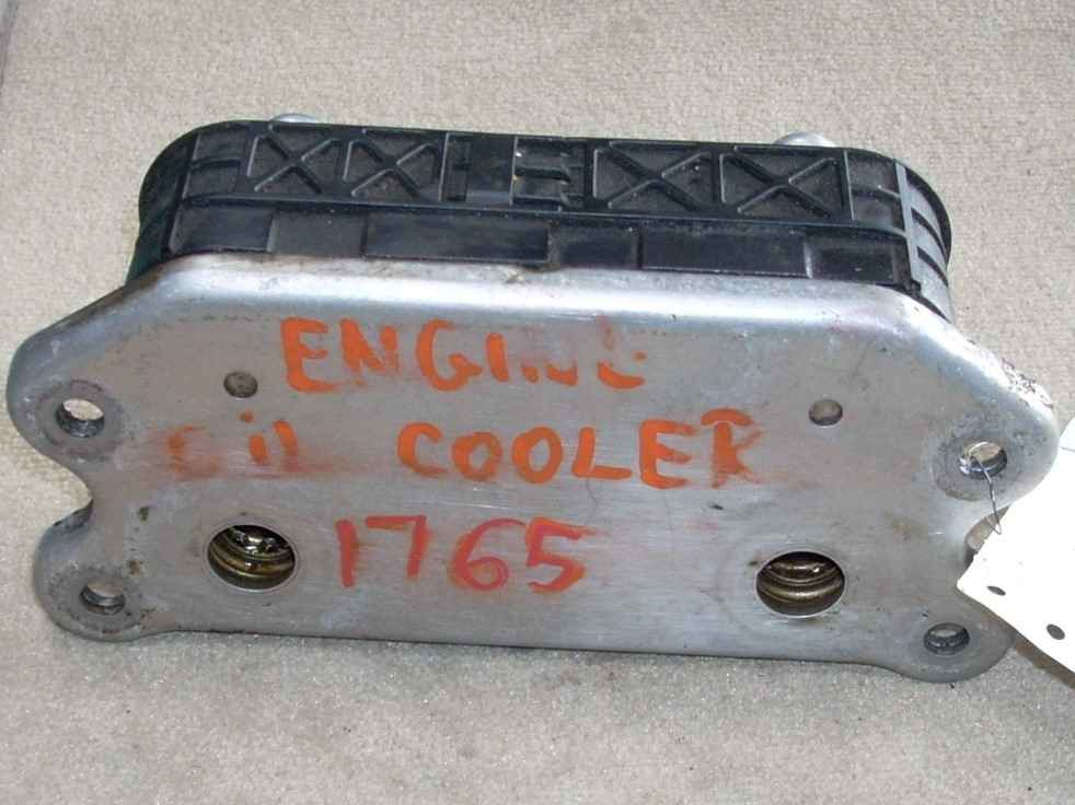 2007 VOLVO 40 SERIES ENGINE OIL COOLER  30637966