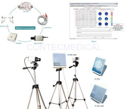 EEG machine CONTEC KT88-2400 Digital 24-Channel EEG and Mapping System+2... - $890.01