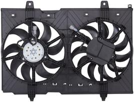 DUEL FAN ASSEMBLY NI3115137 FOR 09 10 11 12 13 14 15 NISSAN ROGUE L4 2.5L image 5