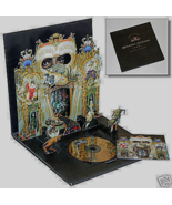 Michael Jackson Dangerous 1991 Collectors Edition Box Set 3D Gate Fold G... - $149.95