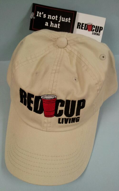 Red Cup Living Sunwashed Hat Stone by Red Cup Living