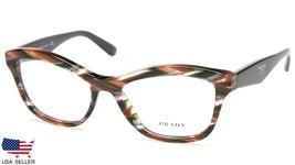 NEW PRADA VPR 29R VAO-1O1 MULTI-COLOR EYEGLASSES GLASSES 54-17-140 B41mm... - $92.05