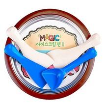 Chef Lee Magic Icecream Pan 2 Icecream Maker Making Pan Instant Icecream Machine