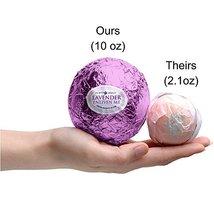 Bath Bomb with Ring Surprise Inside Enliven Me Lavender Extra Large 10 oz. - $25.57