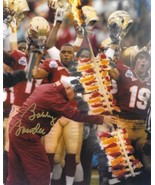 Bobby Bowden signed Florida State Seminoles 8x10 Photo Spear - $33.95
