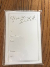 American Greetings 20 Invitations With Envelopes Ships N 24h - $6.92