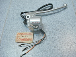 Kawasaki G7 G3 Tr Ga1 Ga2 Ga5 C2 Ss W1 W2 F3 F4 Mt1 C2 Tr A1 Switch Handle Lever - $149.99