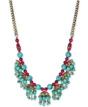 AUTHENTIC BETSEY JOHNSON BOHO BETSEY SHAKY TURQ... - $22.76