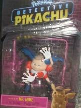 Pokemon Detective Pikachu Movie 2019 Mini Figure Mr Mime New - $12.95