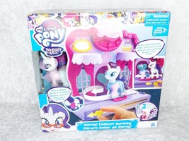 My Little Pony Friendship Magic is Rarity Fashion Runway Unicorn My Litt... - $24.59
