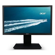 "Acer B6 UM.IB6AA.A01 19.5"" Screen LCD Monitor,Gray - $127.55"
