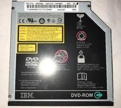 IBM DVDROM CDRW Drive 92P6579 GDR 8083N 92P6578 ThinkPad T41 T42 T43 T60... - $6.30
