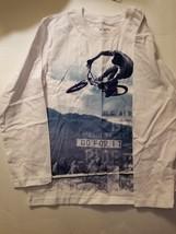 Children's Place  Boys T-Shirt White Bike Size M 7/8 L 10/12  NWT - $9.09