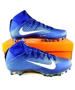 Nike Vapor Untouchable 2 CF Football Cleats Mens Size 10 Game Royal Blue... - $56.09