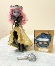 Monster High Boo York Gala Ghoulfriends Mouscedes King Doll - $22.72