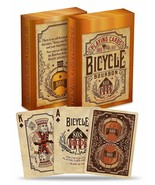 2 Decks Bicycle Bourbon 808 Standard Poker Playing Cards Brand New Decks  - $10.29