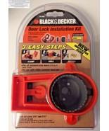 Black & Decker 79-362 HCS Door Lock Installation Kit - $9.41