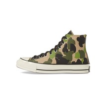 Converse Chuck Taylor All Star 70 Hi Archive Prints Camo Ginger Piquan 1... - $84.99