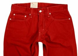 Levi's Strauss 514 Men's Original Slim Fit Straight Leg Jeans 514-0445 image 4
