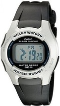 Casio Men's W42H-1AV Illuminator Digital Resin Strap Sport Watch - $35.81