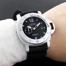Panerai- Luxury Brand quartz women Watches Quartz Watch Stainless Steel ... - $76.64