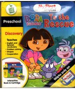 LeapFrog - My First LeapPad -Dora The Explorer To The Rescue - $4.50