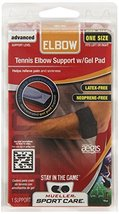 Mueller Tennis Elbow W/Gel Pad, One Size Fits Most, 1-Count Package - $11.98