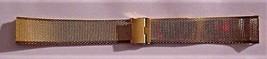 """New Speidel 1/20-10K.G.F. Wristwatch Band 3/4"""" - $59.95"""