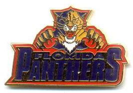 NHL Licensed Pin Florida Panthers Hockey Logo Pin - $5.00