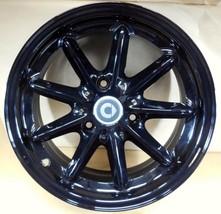 "New Oem Smart Car For Two 15"" Black Fusion 9 Spoke Rear Wheel 4514011502 - $420.75"