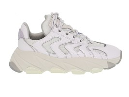 Sneakers ASH ADDICT in white leather - Women's Shoes - $262.73