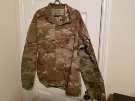 US Army Military Woodland Camo Medium Jacket MSN #8415-01-598-9987 - $40.68