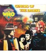 Doctor Who: Genesis Of the Daleks Audio/Spoken Vinyl LP ( Ex Cond.) - $32.80