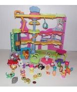Hasbro Littlest Pet ShopRound & Round Pet Town Playset W/Pets & Accessories - $34.64