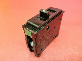 15 Amp GE General Electric Type TQL 1 Pole Circuit Breaker Same as Trumble 15A - $10.88