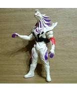 Vintage 1995 Bandai Power Ranger Deluxe Calcifire Evil Space Alien Actio... - $19.75