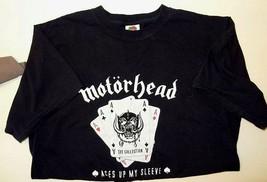 Motorhead Ace Of Spades Men's Sz Medium T-SHIRT PRE-WORN Lemmy 2/2/19 - $10.99
