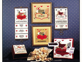 CROSS STITCH NEEDLEPOINT THE CRICKET COLLECTION - $2.50