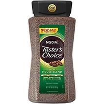Taster's Choice Nescafe House Blend Decaffeinated Instant Coffee, 14 Oun... - $70.91