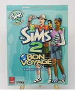 The SIMS 2 Bon Voyage Expansion Pack Prima Official Game Guide - $9.87