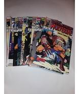 Lot of 11 Marvel Comics Presents Wolverine Comic Books - $27.95