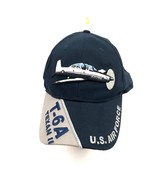 EAGLE CREST US Air Force Hat One Size Strapback T-64 TEXAN II Airplane P... - $23.39
