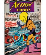 Action Comics #338 - June 1966 Issue - DC Comics - Grade Fine - $19.99