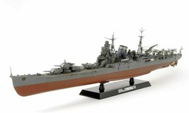 TAMIYA 1/350 IJN Heavy Cruiser Chikuma Model Kit 78027 w/Tracking# Japan New - $93.76